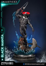 Injustice 2 Socha Black Manta 77 cm
