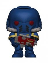 Warhammer 40K POP! Games Vinylová Figurka Ultramarines Intercess