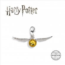 Harry Potter x Swarovksi Charm Golden Snitch