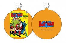 DC Comics Ornament Batman & Santa