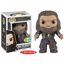 Game of Thrones Super Size figurka Mag the Mighty