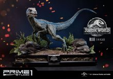 Jurassic World: Fallen Kingdom Socha 1/6 Blue 65 cm