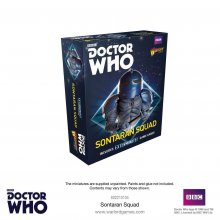 Doctor Who Exterminate! Miniatures Sontaran Squad *English Versi