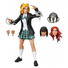Marvel Legends Series Akční figurka Stepford Cuckoos 15 cm