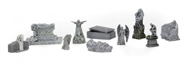 D&D Icons of the Realms: Waterdeep Dragon Heist Case Incentive -