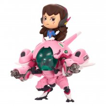 Overwatch Cute but Deadly Vinylová Figurka D.Va & Meka 13 cm