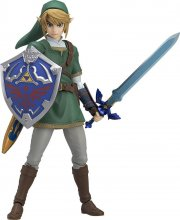 The Legend of Zelda Twilight Princess Figma Akční figurka Link 1