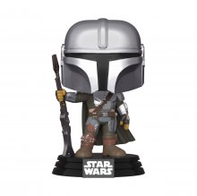 Star Wars The Mandalorian POP! TV Vinylová Figurka The Mandalori