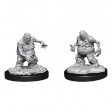 D&D Nolzur's Marvelous Miniatures Unpainted Miniatures Manes Cas