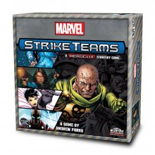 Marvel HeroClix desková hra Strike Teams *English Version*