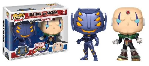 Marvel vs. Capcom Infinite POP! Games Vinylová Figurka 2-Pack Ul