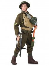 Action Man Action Figure 50th Anniversary British Infantryman 30