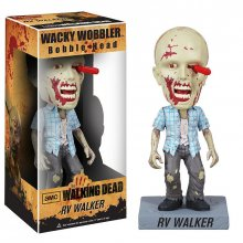 Živí mrtví Wacky Wobbler Bobble-Head figurka RV Walker Zombie
