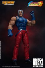 King of Fighters '98: Ultimate Match Action Figure 1/12 Omega Ru