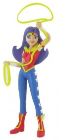 DC Comics Super Hero Girls mini figurka Wonder Girl 9 cm