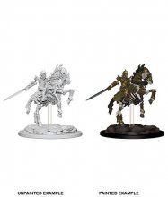 Pathfinder Battles Deep Cuts Unpainted Miniature Skeleton Knight