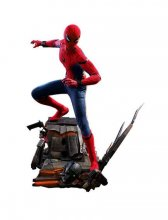 Spider-Man: Homecoming Quarter Scale Series Akční figurka 1/4 Sp