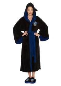 Harry Potter Ladies Fleece župan Ravenclaw