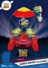 Toy Story D-Stage PVC Diorama Alien's Rocket Deluxe Edition 15 c