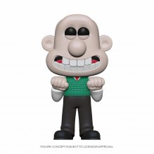 Wallace & Gromit POP! Animation Vinylová Figurka Wallace 9 cm