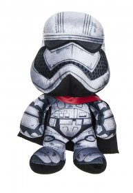 Star Wars Episode VII Plyšák Captain Phasma 17 cm