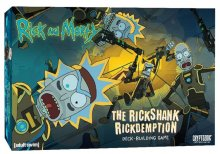 Rick and Morty Deck-Building Game Close The Rickshank Rickdempti