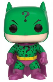 DC Comics POP! Heroes Vinyl Figure Batman as The Riddler Impopst