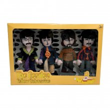 The Beatles Plyšák 4-Pack Yellow Submarine Band Members 23