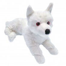 Game of Thrones Plyšák Ghost Direwolf Prone Cub 38 cm