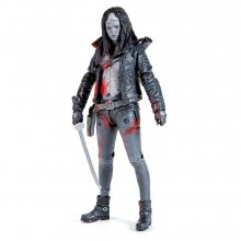The Walking Dead Action Figure Michonne (Bloody B&W) 15 cm
