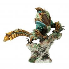 Monster Hunter PVC Statue CFB Creators Model Zinogre Resell Vers