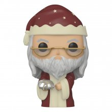 Harry Potter POP! Vinylová Figurka Holiday Albus Brumbál 9 cm