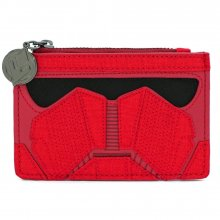 Star Wars by Loungefly Flap Purse Red Sith Trooper