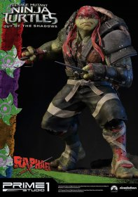 Teenage Mutant Ninja Turtles Out of the Shadows 1/4 Socha Rapha