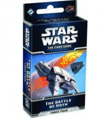 Star Wars LCG The karetní hra Force Pack Battle of Hoth *English
