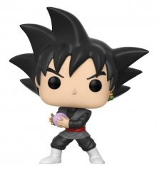 Dragonball Super POP! Animation Vinylová Figurka Goku Black 9 cm
