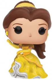 Beauty and the Beast POP! Disney Vinylová Figurka Belle (Sparkle