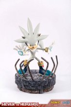 Sonic the Hedgehog Statue Silver the Hedgehog 44 cm