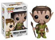 Magic the Gathering POP! Vinyl Figure Nissa Revane 10 cm