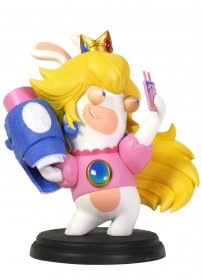 Mario + Rabbids Kingdom Battle PVC figurka Rabbid-Peach 16 cm