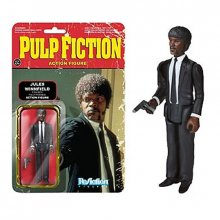Pulp Fiction ReAction akční figurka Jules Winnfield 10 cm
