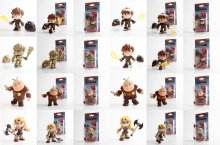 How to Train Your Dragon Action Vinyl mini figurky 8 cm Humans D