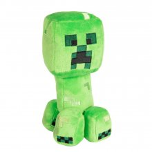 Minecraft Happy Explorer Plyšák Creeper 18 cm