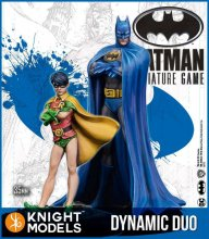 Batman Miniature Game 2nd Edition Miniatures Dynamic Duo *Englis