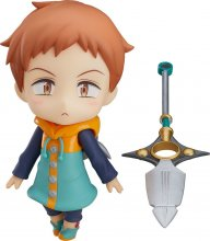 The Seven Deadly Sins: Revival of The Commandments Nendoroid PVC