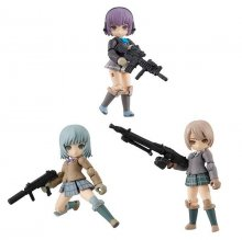 Little Armory Desktop Army Figures 8 cm prodej v sadě Vol. 1 (3)