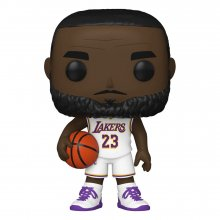 NBA POP! Sports Vinylová Figurka LeBron James (LA Lakers) 9 cm