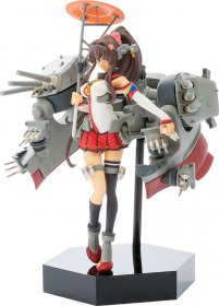 Kantai Collection plastový model kit 1/20 PLAMAX MF-17 minimum f