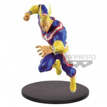 My Hero Academia The Amazing Heroes PVC Socha All Might 21 cm