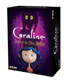 Coraline: Beware the Other Mother Cooperative karetní hra *Engli